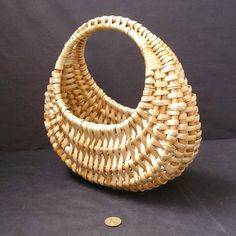 Trehobruchevaya Lutchkovo basket weaving ribbon
