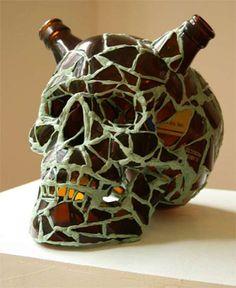 Beer skull   #beer #craftbeer #cerveza