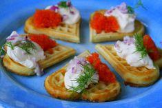 IMG_3832-001 Swedish Traditions, Food Art, Holiday Recipes, Scandinavian, Waffles, Appetizers, Green Garden, Vegan, Baking