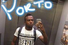 Kelvin já chegou ao Porto