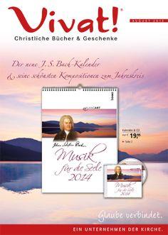 #Vivat! #Katalog für Monat August 2013 - #Kalender, #Lavendel, #Geschenke u. v. a.