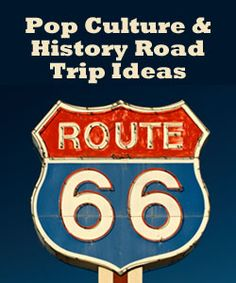 """""""Make Vacation Fun with Pop Culture and History Adventures"""" on Virtual Learning Connections http://www.connectionsacademy.com/blog/posts/2013-06-05/Make-Vacation-Fun-with-Pop-Culture-and-History-Adventures.aspx #summerlearning #roadtrip"""