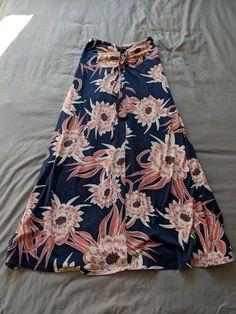 bdf04dcf2 Patagonia Women's Kamala Maxi Skirt - Size Medium - Navy/Flower #fashion  #clothing #shoes #accessories #womensclothing #skirts (ebay link)