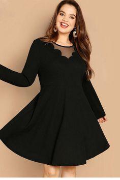 195836562d 62 Best Plus Size images in 2019 | Dresses, Clothes for women ...