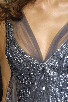 Elie Saab Fall 2005 Couture Fashion Show Couture Fashion, Runway Fashion, Fashion Show, Women's Fashion, Couture Details, Fashion Details, Elie Saab Fall, Elie Saab Couture, Ellie Saab