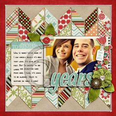 A Project by Nettio from our Scrapbooking Gallery originally submitted 12/16/11 at 07:29 PM