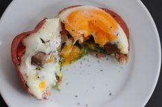 Savory Paleo Breakfast recipe from The Domestic Man