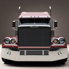 Freightliner Coronado Freightliner Trucks Freightliner Big Trucks