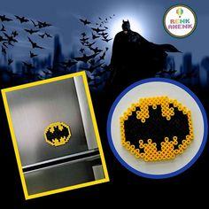 Batman logolu Magnet. .