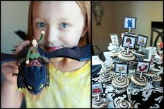 Theobald Family: How to Train Your Dragon Birthday