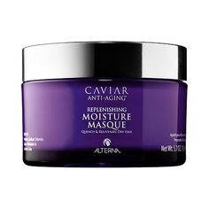 Caviar Anti-Aging Replenishing Moisture Masque - ALTERNA Haircare | Sephora