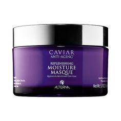 Caviar Anti-Aging Replenishing Moisture Masque - ALTERNA Haircare | Sephora