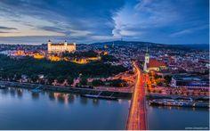 Diese oft unterschätzte Metropole hat es in sich und ist definitiv einen Besuch wert! #bratislava #slowakei #städtetrip #städteurlaub