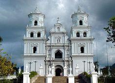 Sanctuary of the Black Christ of Esquipulas in Guatemala