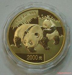 2008 5oz panda coin