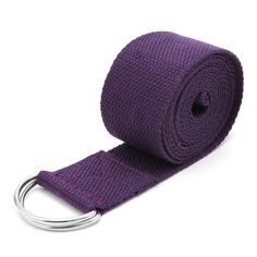 Yoga Belts Adjustable Sport Stretch Strap D-ring Belts Gym Waist Leg Fitness Yoga Belt Numerous In Variety