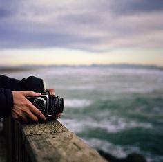camera. art. medium format. waves. sea side. ocean. waterscape