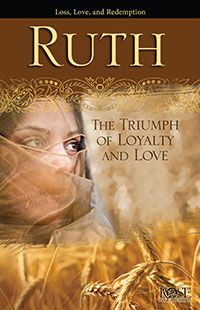 This Ruth Bible study emphasizes God's unfailing love, loyalty, and faithfulness in all circumstances and it encourages the reader to have the kindness of Ruth and Boaz. This pamphlet includes a great overview of the book of Ruth, covering the lives of Ruth, Naomi, and Boaz, as well as the historical and biblical background of Israel during that time. Gain fresh insights into this most beloved story and be amazed by God's unfailing faithfulness once again.