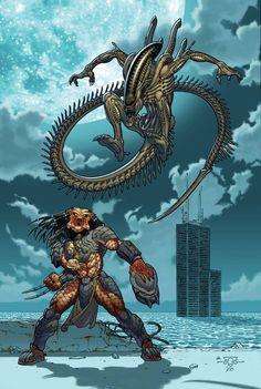 Predator vs. Alien