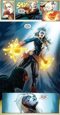 Captain Marvel (Kelly Sue Deconnick, 2014)   13 Comics That Smash The Patriarchy