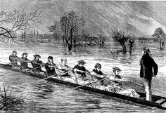 10 things you never knew about the Oxford/Cambridge boat race