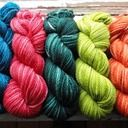 @WoolDispensary Online Store for Beautiful, Kettle Dyed Yarns and complementary knitting patterns