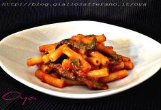 Pasta con peperoncini verdi, ricetta primo piatto