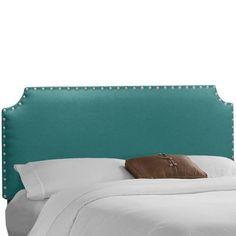 Darby Home Co Adelia Upholstered Panel Headboard Size: Full, Upholstery: Laguna