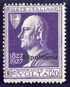 Italian Colonial Stamps - Tripolitania