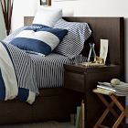 Storage Bed Headboard - Chocolate
