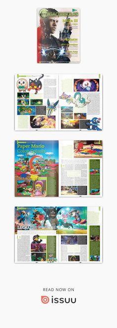 Megaconsolas nº 130  Revista especializada en videojuegos y consolas distribuida en El Corte Ingles