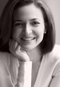 Lean In - a global community to support women to lean in to their ambitions started by Sheryl Sandberg, Facebook COO