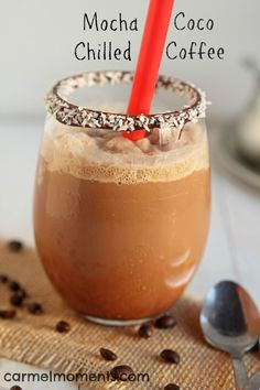 Mocha Coco Chilled Coffee