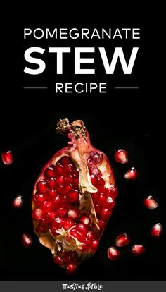 Fesenjoon (Pomegranate, Walnut and Duck Stew)