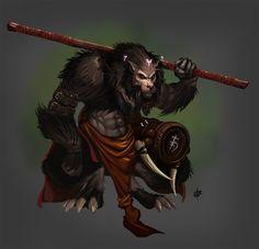 147 Best Worgen Images Fantasy Art Fantasy Creatures Werewolf
