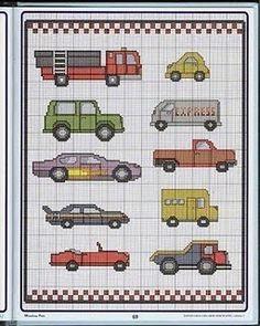 Maria Helena Kunst: Autos