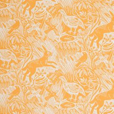 Harvest Hare fabric