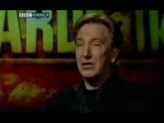 Alan Rickman - Hard Talk interview with Tim Sebastian (part one of two) 2010