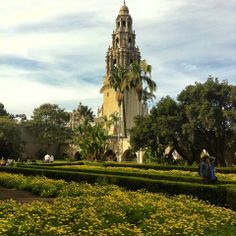 Take a day to explore Balboa Park when visiting #SanDiego! From museums to botanical gardens, there is plenty to see.