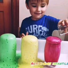Physical Activities For Toddlers, Science Experiments For Preschoolers, Science Projects For Kids, Cool Science Experiments, Preschool Learning Activities, Indoor Activities For Kids, Preschool Science, Science For Kids, Fair Projects