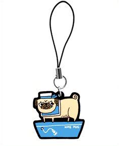 Pug Boat? sew kyoot