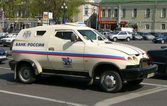 Бронеавтомобиль «Ладога»