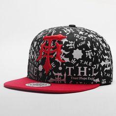 7eb0b9749bf 2018 Letter Baseball Cap New Men s Baseball Caps Hip-Hop Casual Snapbacks  Baseball Hats For