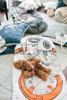 Star Wars Sleepover