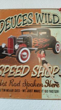 Cool! ! At my mechanics shop.