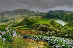 ilha das flores, Azores, Portugal http://www.naturescanner.nl/europa/portugal/azoren-vakantie