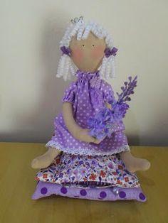 Don'na du home: Princess Pea Lavender