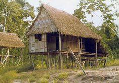 Aldeia Caxinauá no Acre Photo: Wikipedia