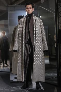Haider Ackermann Menswear Fall Winter 2014 Paris - NOWFASHION