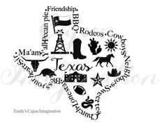 This is a SVG and png file for a cutting machine! Longhorn Tattoo, Western Tattoos, Texas Image, Texas Tattoos, Cow Pictures, Texas Shirts, Country Girl Quotes, Charro, Silhouette Images